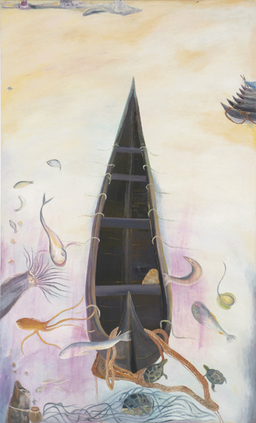 Sosa Joseph, Untitled, 2008, oil on canvas, 152 x 92,5 cm