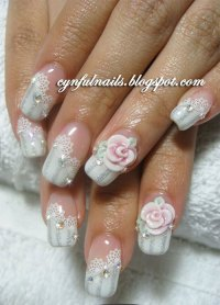 Nails AND Hairstyle: 50 Amazing Acrylic Nail Art Designs ...