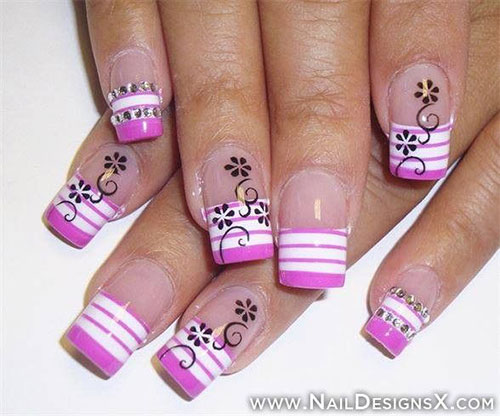 Cute Acrylic Nail Design Ideas Pictures Image Secrets Of Art