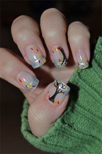 Autumn & Fall Inspired Nail Art Designs, Trends & Ideas ...