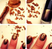 latest autumn nail art tutorials