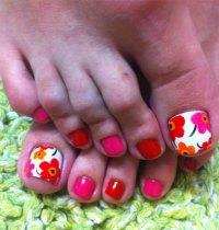 Cute Toe Nail Art Designs & Ideas For Toes 2013/ 2014 ...