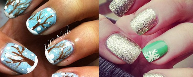 Easy Winter Nail Designs Choice Image Art Design For Gallery