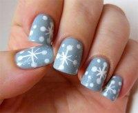Elegant Snowflake Nail Art Designs & Ideas 2013/ 2014 ...