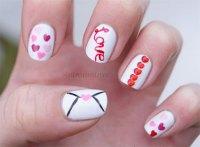 Love Nail Art Designs & Ideas For Valentine's Day 2014 ...