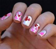 simple nail art design & ideas