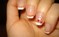 Simple Valentine's Day Nail Art Designs & Ideas For ...