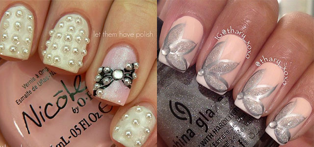 Amazing Wedding Nail Art Designs Ideas 2017 Fabulous