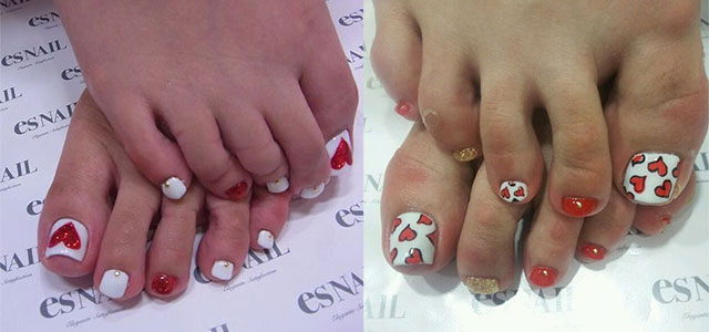 Valentine Nail Art Ideas River Island S Day Cute And Cool Looks