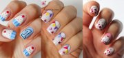 easy birthday nails design & ideas