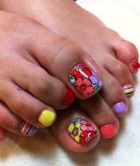 The gallery for --> Easy Spring Nail Designs 2014