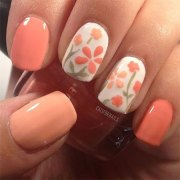 easy spring nail art design ideas