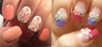 15 Easy Spring Nail Art Designs, Ideas, Trends & Stickers ...
