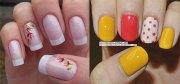 easy & simple spring nail art tutorials