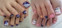 12 + Summer Themed Toe Nail Art Designs, Ideas, Trends ...
