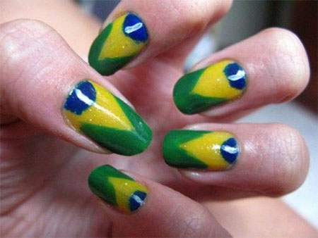 Aircraft Nail Art Stickers Water Decals