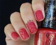 cute summer themed nail art