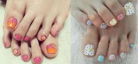 Easy Spring Nail Art Designs, Ideas & Trends 2014 For
