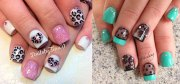gel nail art design ideas
