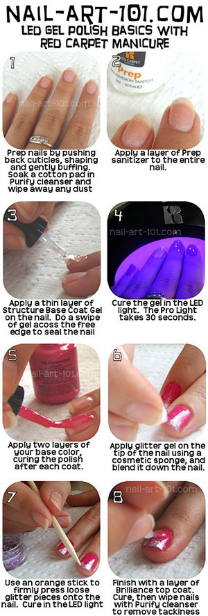 Can You Polish Over Gel Nails Nail