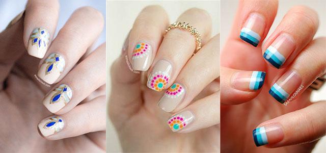 15 Easy Pretty Nail Art Designs Ideas Trends
