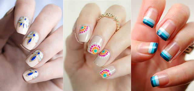 25 Simple Easy Nail Art Designs Ideas Trends