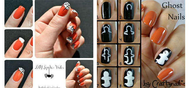 12 Easy Step By Nail Art Tutorials For Beginners Learners 2017 Fabulous Designs