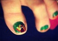 Cute Thanksgiving Toe Nail Art Designs & Ideas 2014 ...