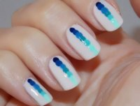 Easy Spring Nail Art | www.pixshark.com - Images Galleries ...