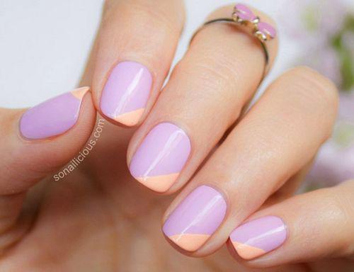 Prev Next Spring Nail Art Design