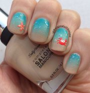 beach nail art design ideas