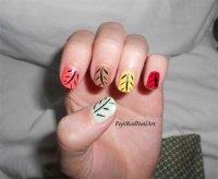 15+ Cute & Easy Fall / Autumn Nail Art Designs & Ideas ...