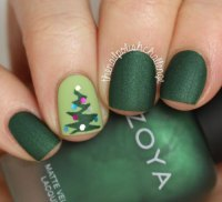 18 Easy & Cute Christmas Nail Art Designs, Ideas & Trends ...