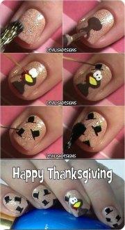easy step thanksgiving