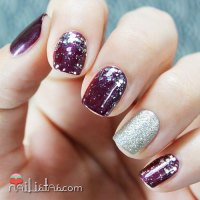 15+ Winter Gel Nail Art Designs, Ideas & Stickers 2016 ...
