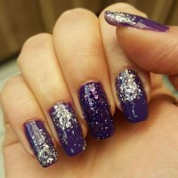 18+ Best Happy New Year Nail Art Designs, Ideas & Stickers ...