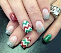 18 Best Winter Acrylic Nail Art Designs, Ideas & Trends ...