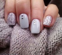 20+ Cute, Simple & Easy Winter Nail Art Designs & Ideas ...