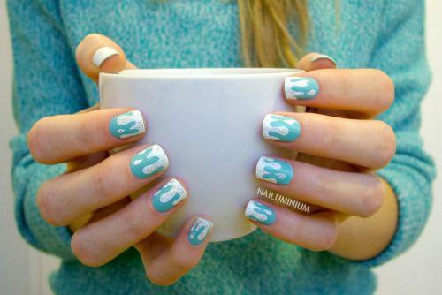 25 Winter Nail Art Designs Ideas Trends Stickers