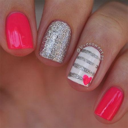15 4th Of July Acrylic Nail Art Designs
