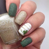 50+ Best St. Patrick's Day Nail Art Designs, Ideas, Trends ...