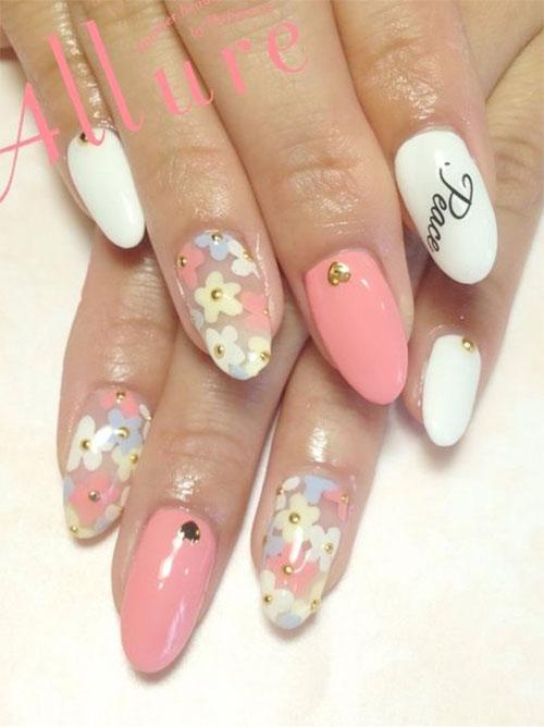 Spring Nails Ideas Photos