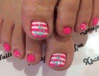 15+ Spring Toe Nail Art Designs, Ideas & Stickers 2016 ...