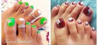 15+ Summer Beach Nails Art Designs & Ideas 2017 | Fabulous ...