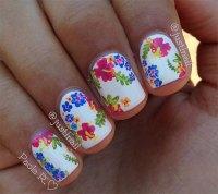 20 Spring Flower Nail Art Designs & Ideas 2016   Fabulous ...