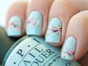 50 & cute spring nail art