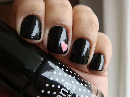Black And White Nail Designs 2