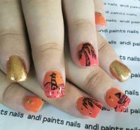 15 Summer Beach Nail Art Designs & Ideas 2016