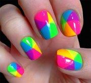 easy & cute summer nail art