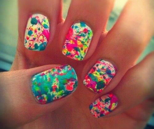Jelly Sheer Polish Nails